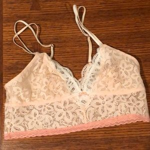 aerie Lacy Bralette